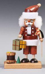Nußknacker, Mini - Weihnachtsmann