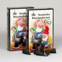 Neudorfer Räucherkerzen - verschiedene Duftnoten
