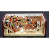 Miniaturstübchen - Hörsaal