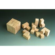 Logikspiel - Soma-Würfel