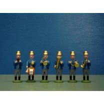 Seiffener Miniaturen - Feuerwehrkapelle