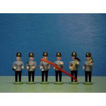 Seiffener Miniaturen - Feuerwehrleute