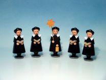 Kurrendefiguren - 5 Figuren