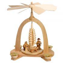 Pyramide - Heilige Familie, Spanbaum