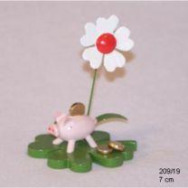 Glücksbringer Sparschwein