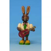 Osterhasenjunge - Instrument: Gitarre