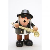 Räuchermann Saxophonspieler