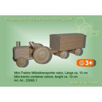 Mini-Traktor - Möbeltransporter