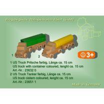 US Truck - Pritsche