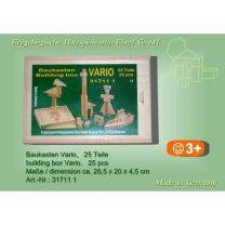 Baukasten Vario - 25 Teile