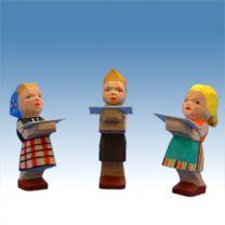 Bestückung 3 Sängerkinder