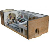 Miniaturstübchen - Dorfkirche