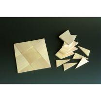 Logikspiel - Das Quadrat