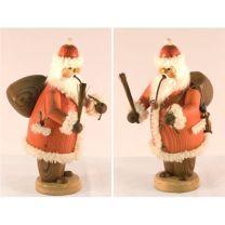 Räuchermann, farbig - Weihnachtsmann