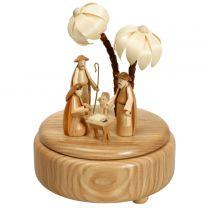 Spieldose - Christi Geburt, klein