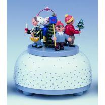 Spieldose - Winterkinder
