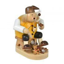 Räuchermann - Teddymacher sitzend
