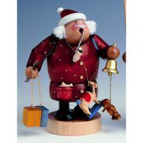 Räuchermann - nostalgischer Weihnachtsmann