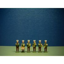 Seiffener Miniaturen - Polizeikapelle