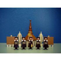 Seiffener Kirche mit Kurrende