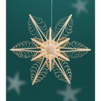 Fensterschmuck - Stern