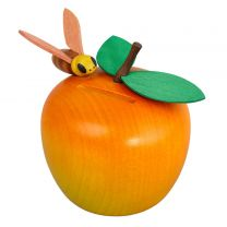Spardose - Apfel mit Biene