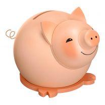 Spardose - Schwein mit Stehohren