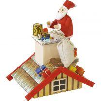 Räucherhaus - mit Santa