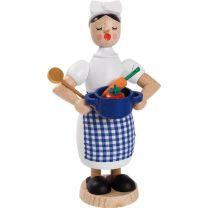 Räucherfrau - Köchin