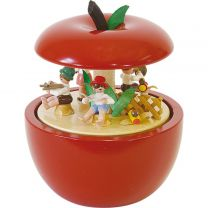 Spieldose - Apfel Kinderkonzert