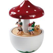 Spieldose - Pilz