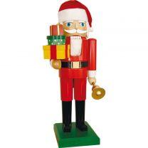 Nußknacker - Santa mit Geschenken