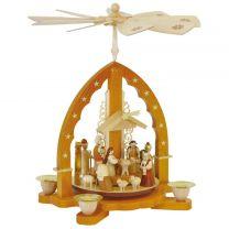 Pyramide - Christi Geburt, natur