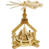 Pyramide - Kirche, Christi Geburt