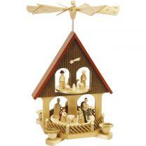 Pyramidenhaus - Christi Geburt