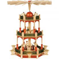 Pyramide - Christi Geburt 2-st.