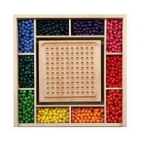 Das Kindergarten Mini-Kugelspiel