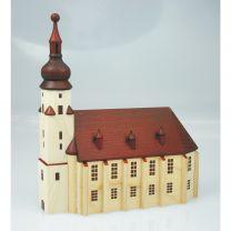 Stadtkirche (Vorbild Schwarzenberg) - natur