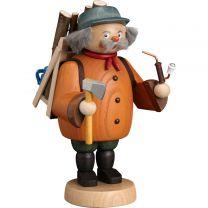 Räucherfigur - Waldarbeiter