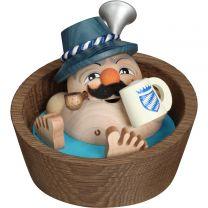 Franzl im Pool
