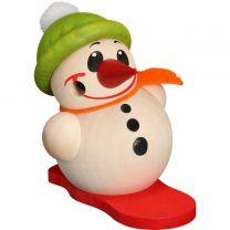 Cool Man klein mit Snowboard & Bommelmütze, Höhe: 9 cm