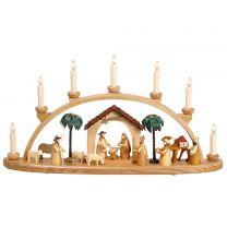 Schwibbogen - Christi Geburt